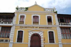 goa institute of manageme
